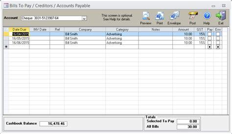 cashbook template nz chapter 2 cashbook