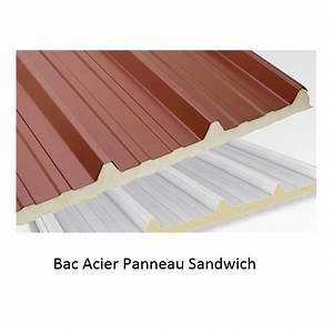 Panneau Sandwich Isolant Toiture Bac Acier : bac acier en dr me ard che ~ Melissatoandfro.com Idées de Décoration