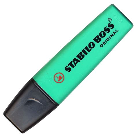 achat fourniture de bureau stabilo original turquoise 70 31 achat vente