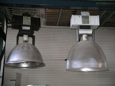 commercial warehouse lighting  ea metal halide lights flickr