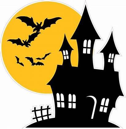 Haunted Fun Countess Crypt Count Halloween Bats
