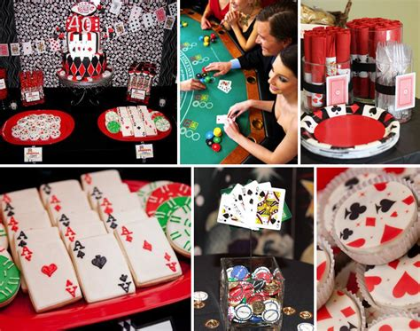 Home Casino Night Ideas