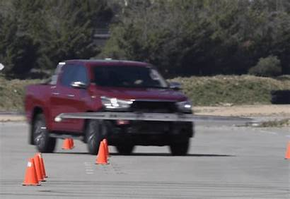 Test Hilux Toyota Moose Pass Revised Did