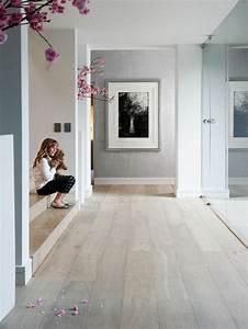 le parquet clair c39est le nouveau hit d39interieur pour 2017 With parquet couloir