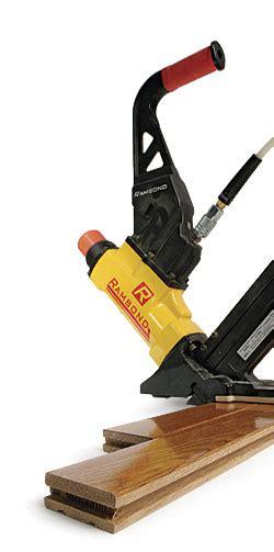 Flooring Stapler Vs Nailer by Fitting Wood Flooring Nail Vs Staples Esb Flooring