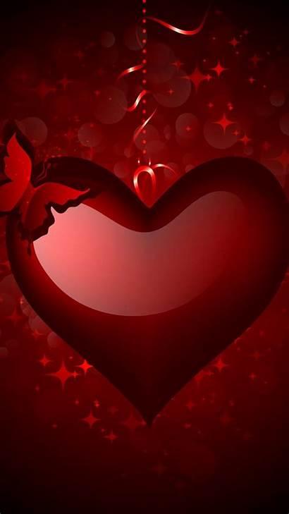 Heart Phone Latest Cross Backgrounds