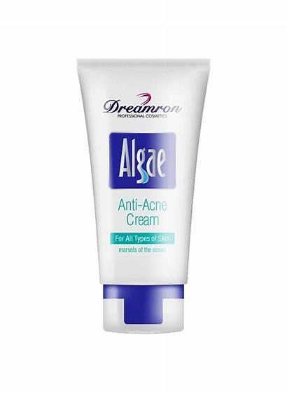 Acne Cream Face Anti Moisturizer Algae Dreamron