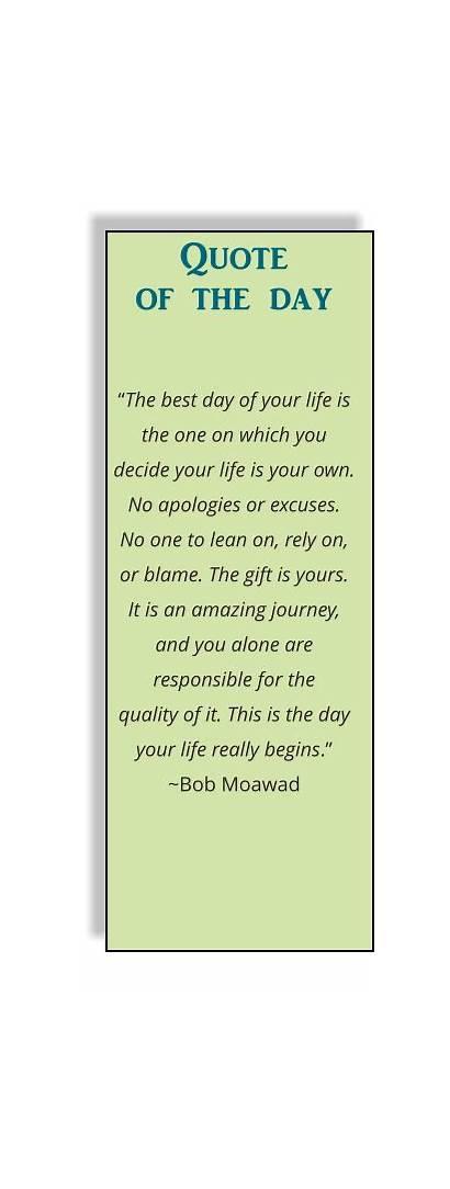 Positive Quotes Esteem Self Independent Living Quote