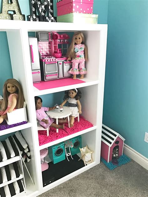 American Doll Living Room Plans by Create Adorable Diy American Doll Rooms In A Large