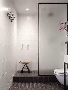 Salle De Bain Sans Fenetre : id e d coration salle de bain am nager sa salle de bain ~ Melissatoandfro.com Idées de Décoration