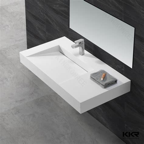 where to buy corian bathroom vanity basin solid surface bathroom trough sinks