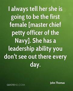 Navy Chief Leadership Quotes. QuotesGram