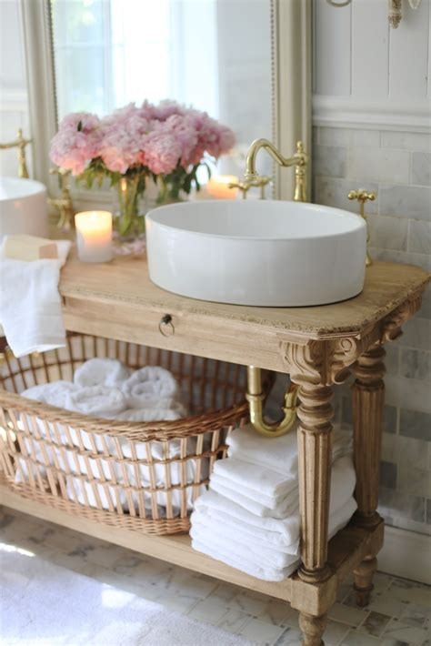french cottage bathroom favorites   french