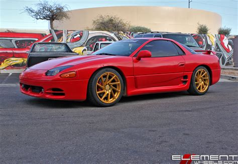 Mitsubishi 3000gt Rims mitsubishi 3000gt wheels custom and tire packages