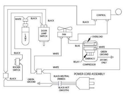 solved electrolux tr refrigerator wiring diagram fixya