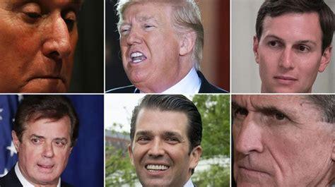 Trump: les principaux personnages du dossier de l'affaire ...