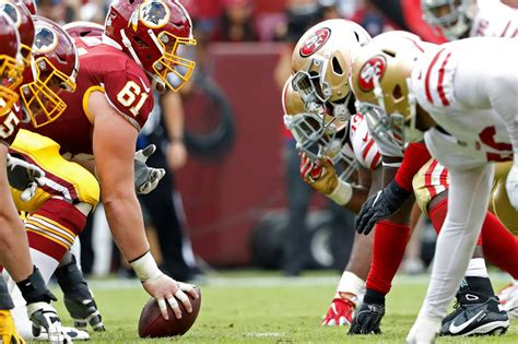 redskins  ers week   questions  niners nation