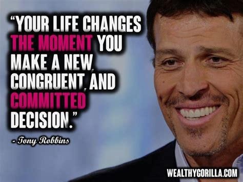 30 changing tony robbins quotes to live by wealthy