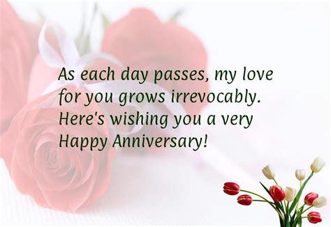 wedding anniversary message   wife