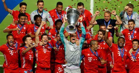 Bayern Munich Wins 6th Champions League Trophy With Close ...
