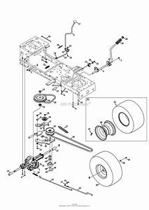 Mtd 13a277ss099  247 288820   Lt1500   2013  Parts Diagram