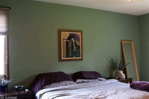 the paint color we chose for the lowe s master bedroom makeover