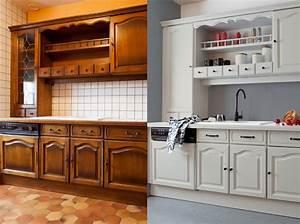 operation relooking pas cher pour la cuisine relooker sa With de couleur peinture 7 peinture meuble cuisine avant chouin peinture