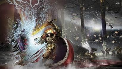 Horus Warhammer Heresy 40k Wallpapers Background Chaos