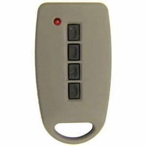 telecommande wayne dalton e4f push pull b originale With telecommande porte de garage wayne dalton