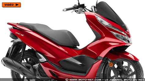 Honda Pcx 2018 Review by 2018 Pcx T