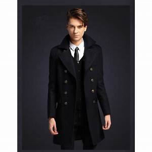 Manteau Homme Mi Long : manteau hiver homme ~ Melissatoandfro.com Idées de Décoration