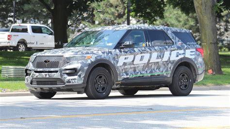 ford police interceptor utility specs  car