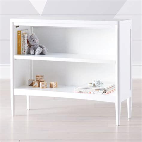 hampshire small white bookcase reviews crate  barrel