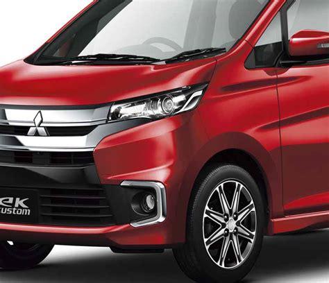 Mitsubishi Mini Car by Mitsubishi Motors And Greatly Improved The Mini Car Ek
