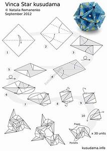 17 Best Images About Origami Diagrams On Pinterest