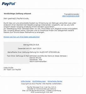 Paypal Zahlung Nicht Möglich : phishing mail alerts paypal verd chtige zahlung erkannt sperrung ihres paypal kontos ~ Eleganceandgraceweddings.com Haus und Dekorationen
