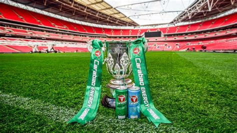 Tottenham To Face Chelsea In Carabao Cup Semi-finals As ...