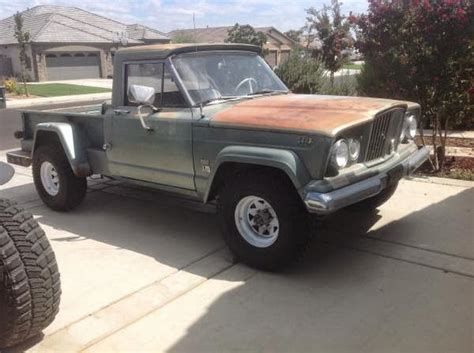 jeep willys wagon for sale 1963 jeep willys kaiser j200 4x4 truck for sale 4x4 cars