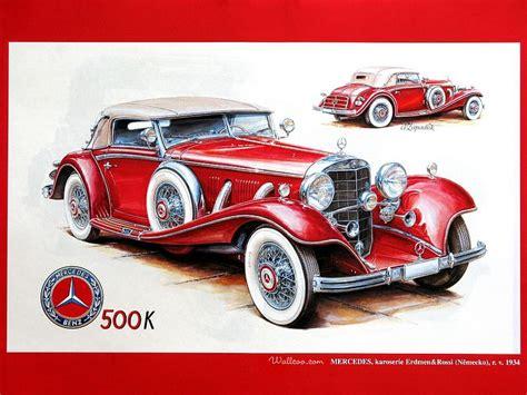 Antique Car Paint