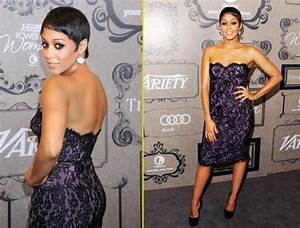 Tia Mowry At Variety's 4th Power of Women Event