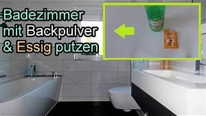 Parkettboden Reinigen Mit Essig : badezimmer mit backpulver essig m helos reinigen bad putzen mit hausmittel haushaltstipps ~ Orissabook.com Haus und Dekorationen