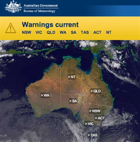 meteorology bureau australia weather update cockburn state emergency service