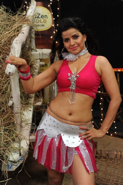 Stars Madhu Sharma Hot Item Song