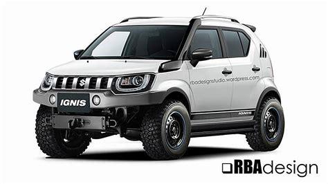 Suzuki Ignis Modification by Custom Suzuki Ignis Road Mod Modifiedx