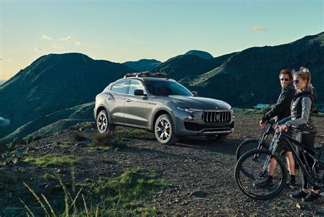 Maserati Auto Gallery by The Maserati Levante Is A Radical Departure For The