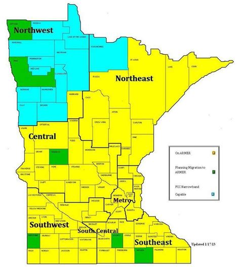 armer system up and running in yellow medicine county