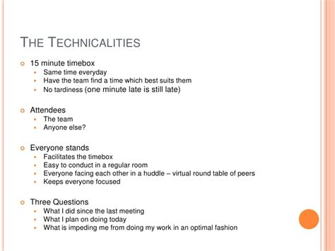 Stand Up Meeting Minutes Template by Daily Stand Up Best Practices Best And Professional