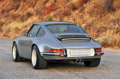 Porche Singer by Singer Vehicle Design With Rob Dickinson
