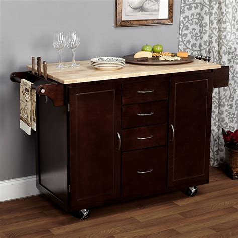 mobile kitchen island fresh portable kitchen island with drop leaf gl kitchen 4181