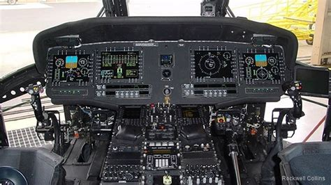 UH-60M Black Hawk Multi-Function Displays